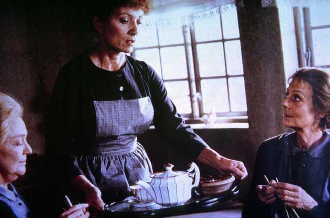 Risultati immagini per il pranzo di babette film 1987