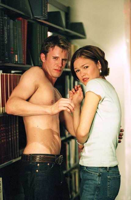 Un Principe tutto mio: Luke Mably, Julia Stiles