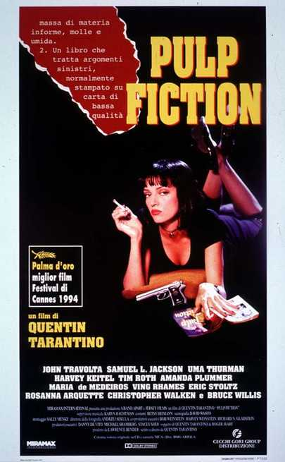 1/7 - Pulp Fiction