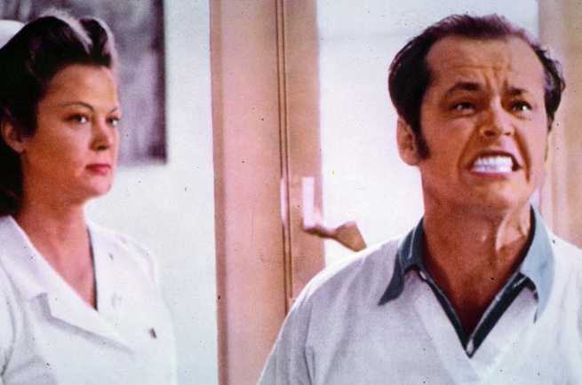 Louise Fletcher, Jack Nicholson