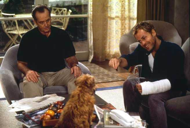 Jack Nicholson, Greg Kinnear