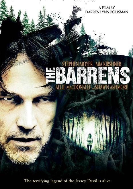 The Barrens streaming ITA 2012