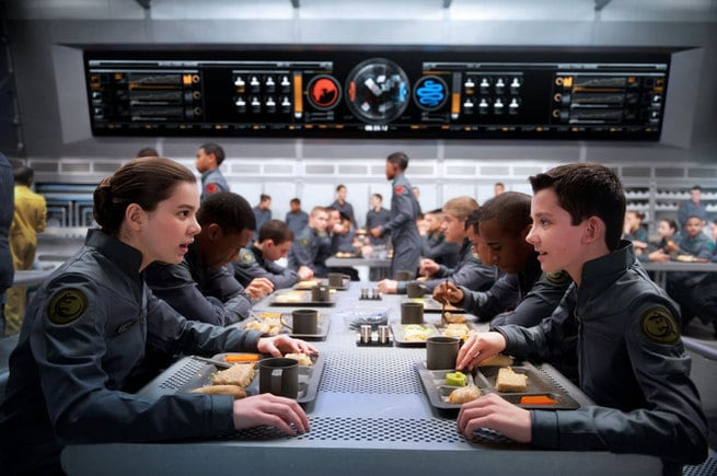 1/1 - Ender's Game