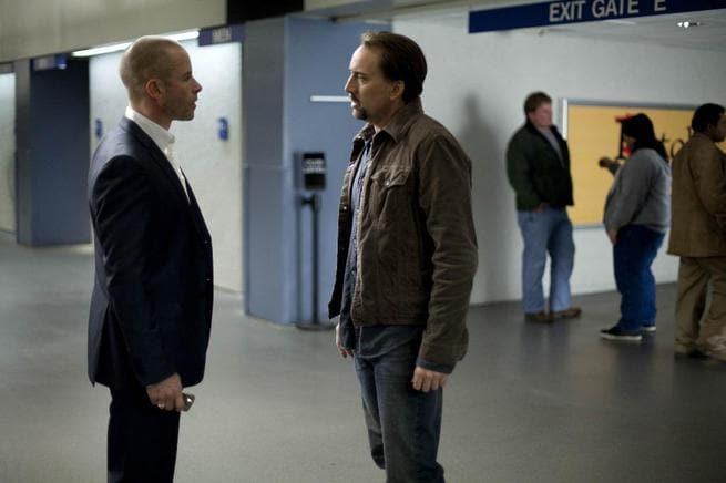 Guy Pearce, Nicolas Cage
