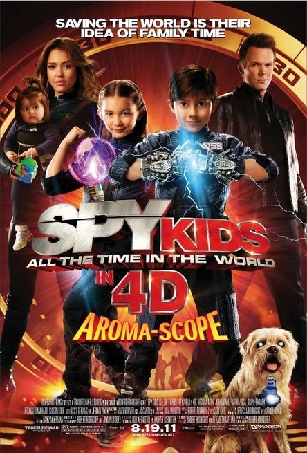 Spy Kids 4: È tempo di eroi (2011) - Streaming   FilmTV.it