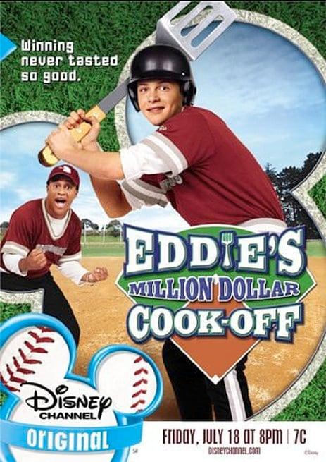 eddie e la gara di cucina