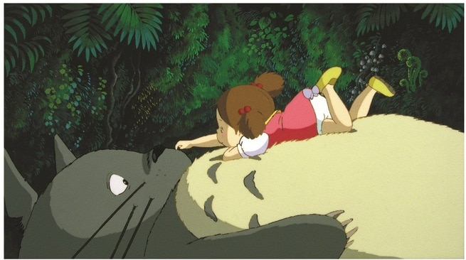 2/7 - Il mio vicino Totoro