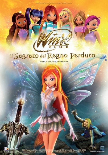 Winx club. il segreto del regno perduto 2007 filmtv.it