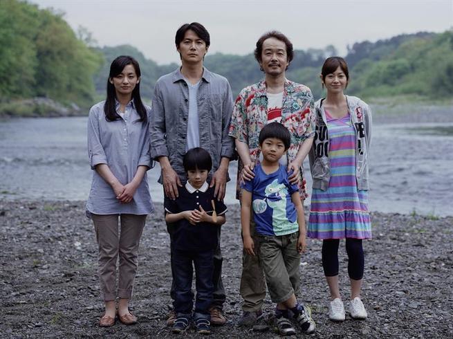 Masaharu Fukuyama, Machiko Ono, Lily Franky, Yoko Maki