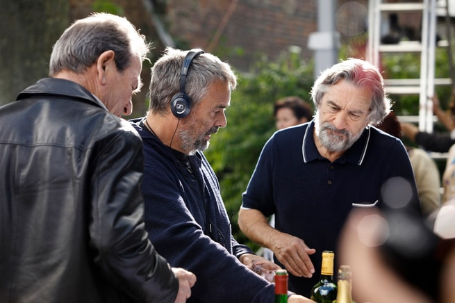 Tommy Lee Jones, Luc Besson, Robert De Niro