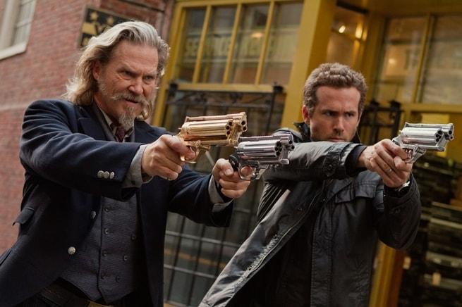 Jeff Bridges, Ryan Reynolds