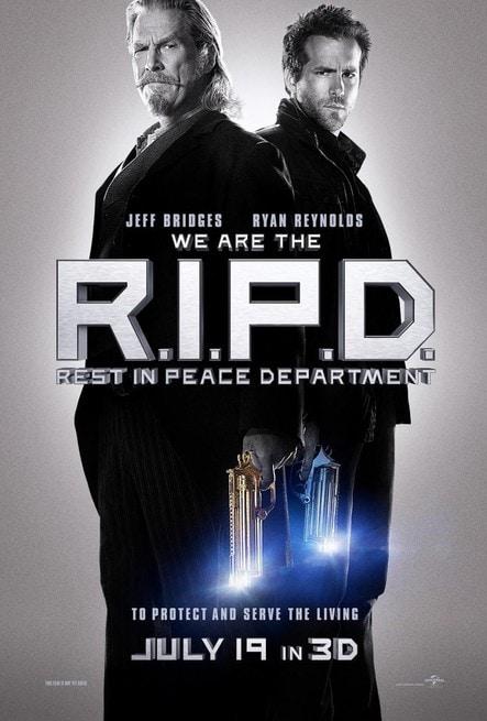 1/3 - R.I.P.D. - Poliziotti dall'aldilà