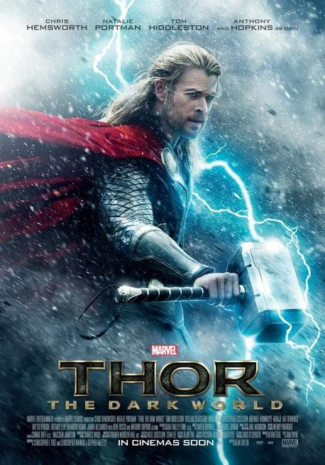 2/3 - Thor: The Dark World