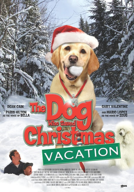 The Dog Who Saved Christmas Vacation Full Movie Movies