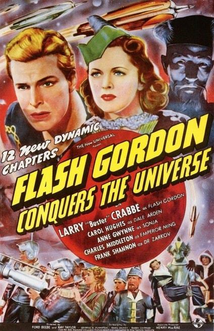 Risultati immagini per Flash Gordon - Il Conquistatore dell'Universo