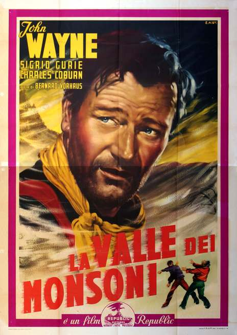 La valle Dei Monsoni (1940)
