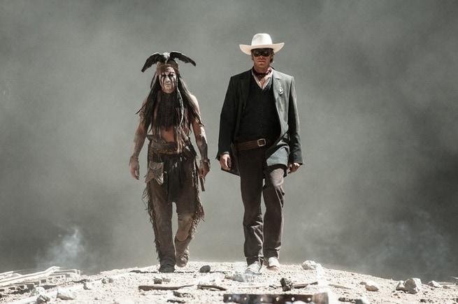 Johnny Depp, Armie Hammer