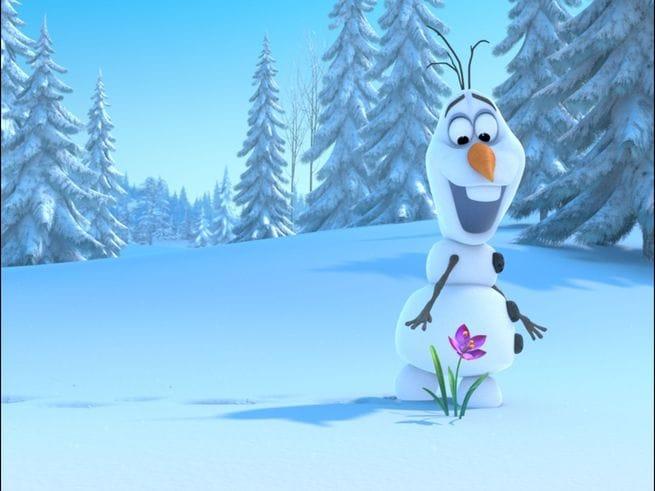 1/7 - Frozen - Il regno di ghiaccio