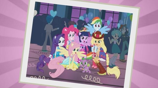 1/0 - My Little Pony: Equestria Girls