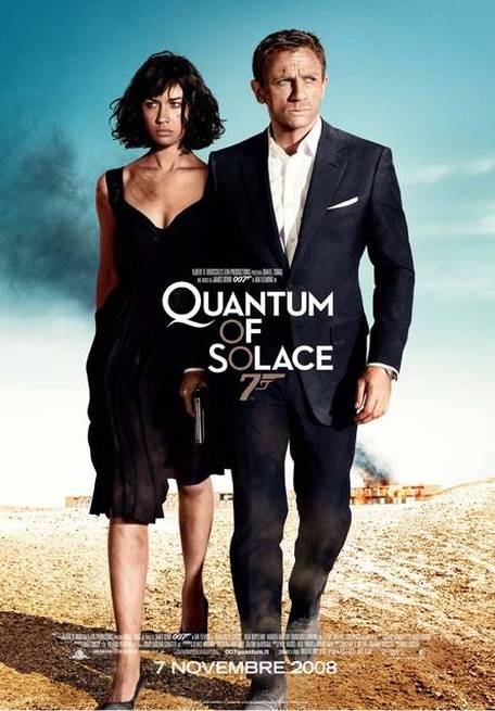 0/0 - Quantum of Solace