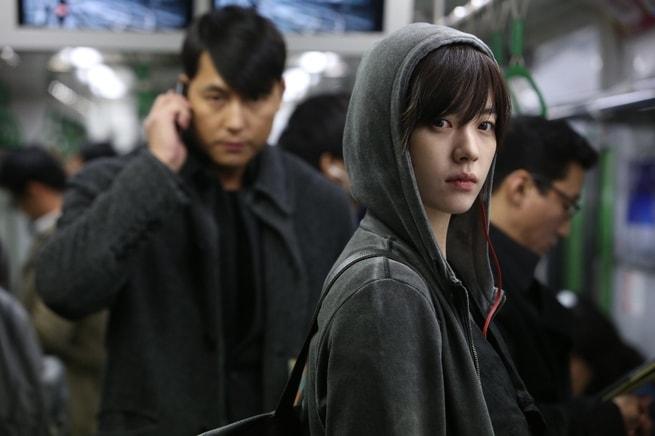 Woo-sung Jung, Hyo-ju Han