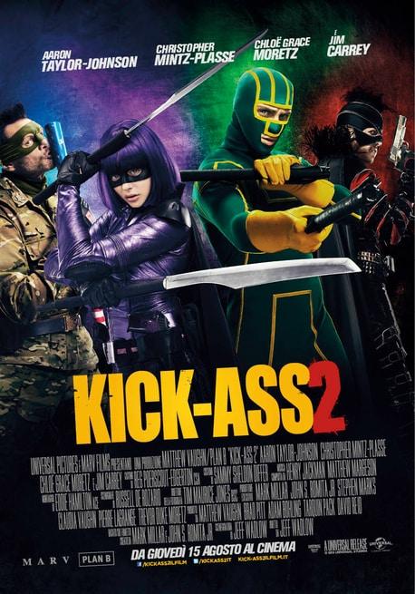 2/7 - Kick-Ass 2