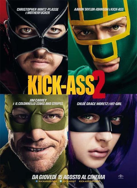 1/7 - Kick-Ass 2