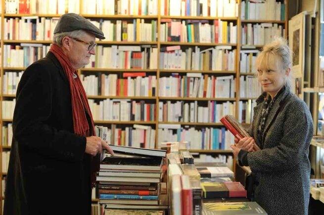 Jim Broadbent, Lindsay Duncan