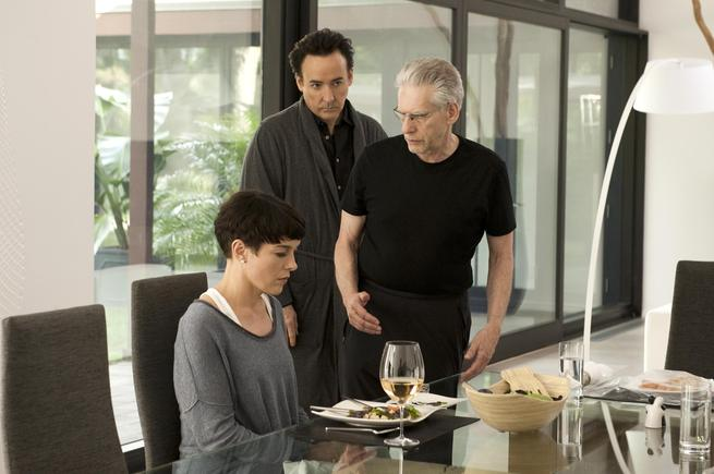 Olivia Williams, John Cusack, David Cronenberg