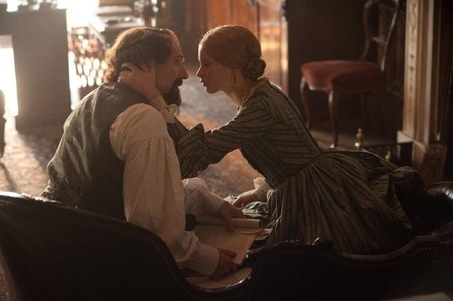 Ralph Fiennes, Felicity Jones