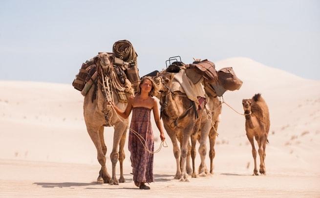 1/7 - Tracks - Attraverso il deserto