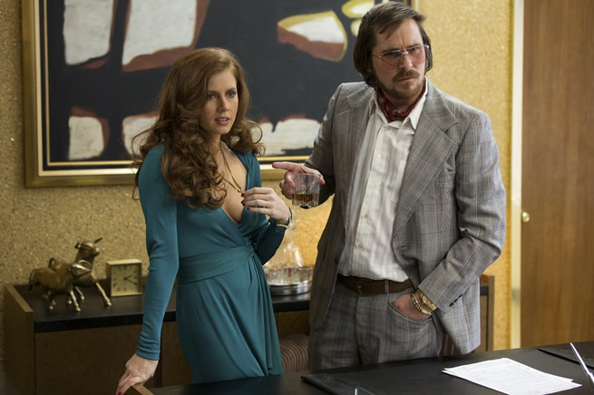 Amy Adams, Christian Bale