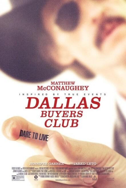 1/7 - Dallas Buyers Club