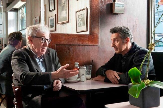 Woody Allen, John Turturro