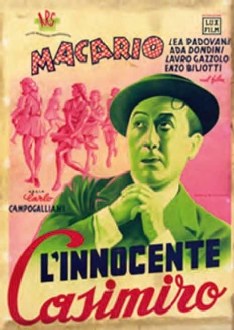 L'Innocente Casimiro (1945)