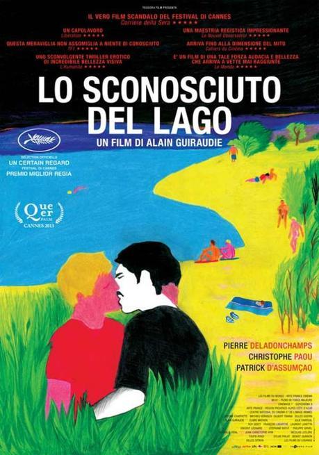 Lo sconosciuto del lago 2013 for Il tuo ex non muore mai trailer ita