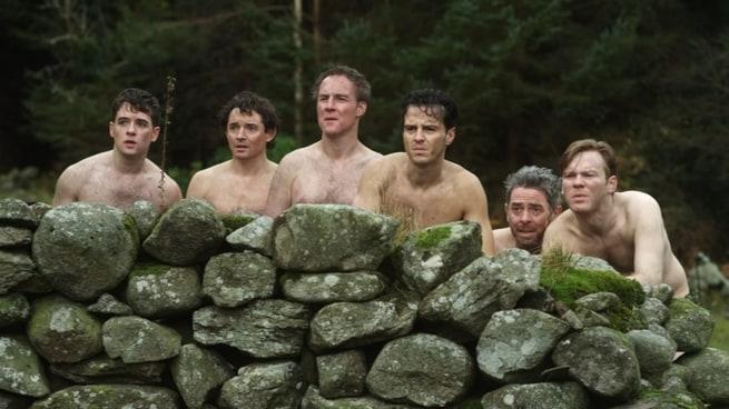 Andrew Scott, Hugh O'Conor, Peter McDonald, Michael Legge, Brian Gleeson