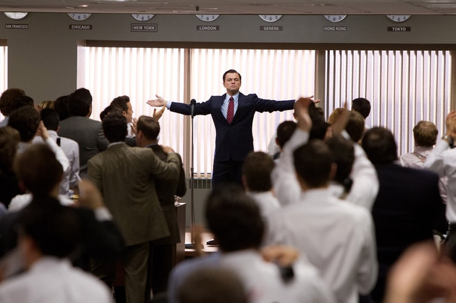 2/7 - The Wolf of Wall Street