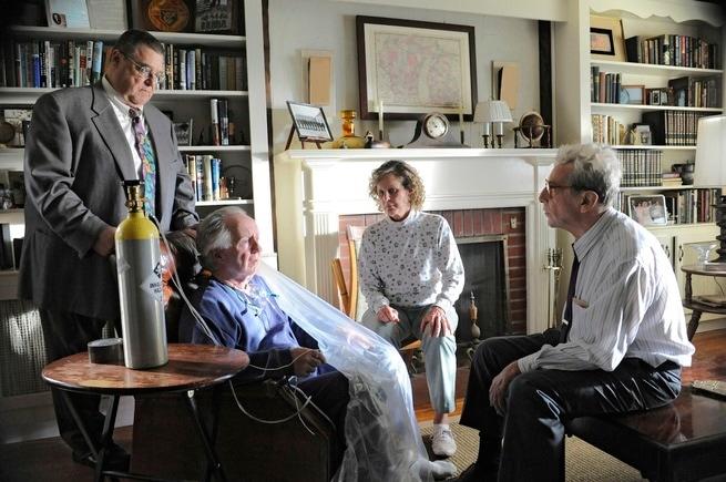 John Goodman, Al Pacino, Jacqueline Knapp
