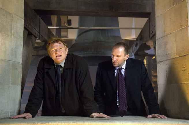Ralph Fiennes, Brendan Gleeson