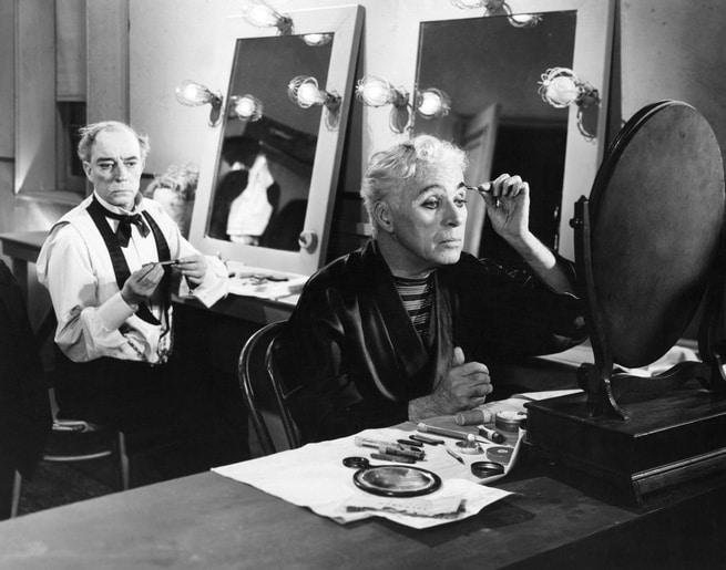 Charles Chaplin, Buster Keaton