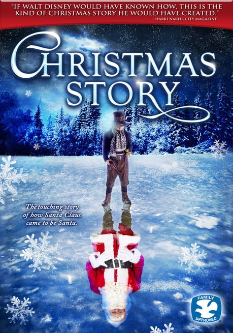 🎄 Novel of the Week [Christmas Edition]: Christmas Story by Marko Leino