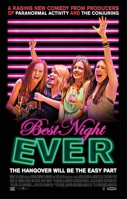1/4 - Best Night Ever