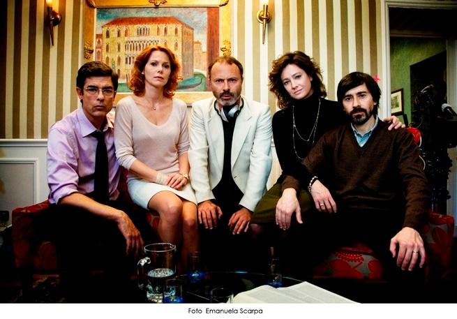 Luigi Lo Cascio, Alessandro Gassman, Barbora Bobulova, Ivano De Matteo, Giovanna Mezzogiorno