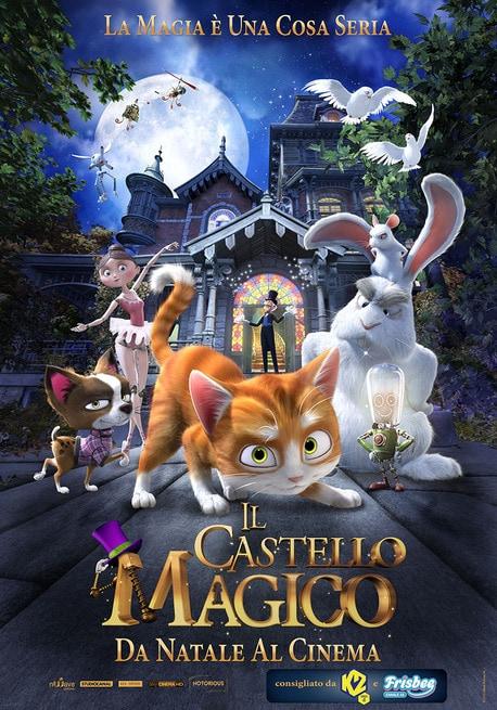 Il castello magico 2013 streaming filmtv.it