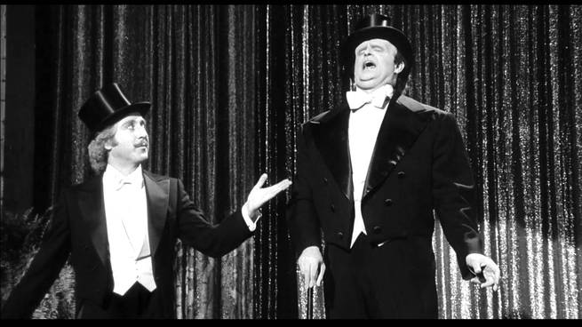 Gene Wilder, Peter Boyle