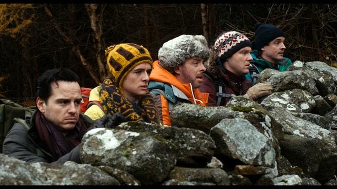 Andrew Scott, Hugh O'Conor, Peter McDonald