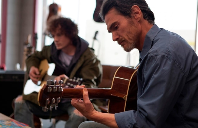 Anton Yelchin, Billy Crudup