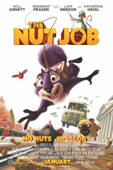 1/7 - Nut Job - Operazione noccioline