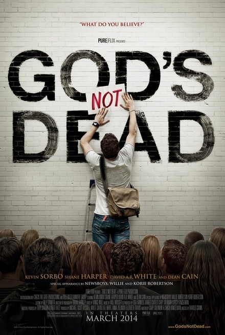0/7 - God's Not Dead - Dio non è morto